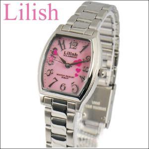 シチズン CITIZEN リリッシュ Lilish レディース 時計 (H029-900) ソーラー シルバー ピンク|ryus-select