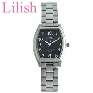 シチズン CITIZEN リリッシュ LilishqH051-205 レディース 時計ソーラー ブラック シルバー ryus-select