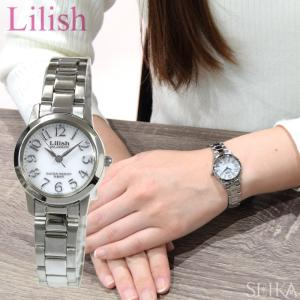 時計 シチズン CITIZEN リリッシュ Lilish レディース (H997-900) ソーラー シルバー ホワイト|ryus-select