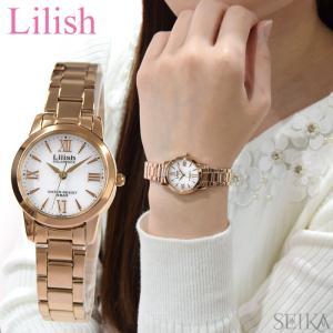 時計 シチズン CITIZEN リリッシュ Lilish レディース (H997-903) ソーラー ピンクゴールド|ryus-select