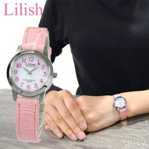 シチズン CITIZEN リリッシュ Lilish レディース 時計 (H997-907) ソーラー ピンク レザー|ryus-select