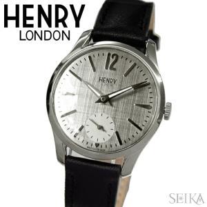【当店ならお得クーポンあり】ヘンリーロンドン/HENRY LONDON 時計 30mm/レザーウォッチ/レディース|ryus-select