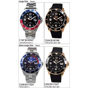 (ショップ袋プレゼント!)アイスウォッチ ice watch アイス スティール (1)ICE steel 時計 レディース ミディアム ラージ サイズ|ryus-select|03