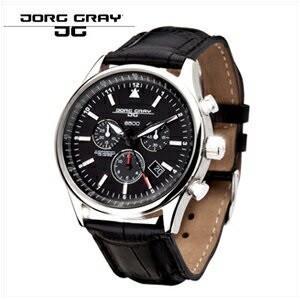 ヨーググレイ JORG GRAY(JG6500-21)ユニセックス 腕時計 バラク・H・オバマ大統領記念エディションモデル|ryus-select