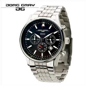 ヨーググレイ JORG GRAY(JG6500-71) メンズ 腕時計 バラク・H・オバマ大統領記念エディション|ryus-select