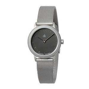(1)カルバンクライン/Calvin Klein レディース 時計Minimal(ミニマル)グレー(K313110)|ryus-select
