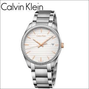 【クリアランス】 カルバンクライン/Calvin Klein メンズ 時計(K5R31B46 / K5R31B.46)(97) シルバー×ホワイトアライアンス(ALLIANCE)|ryus-select