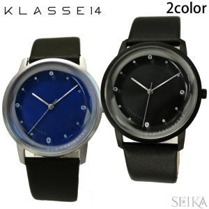 (レビューを書いて5年保証) (スプリングクリアランス) 時計 クラス14 KLASSE14  腕時計 メンズ レディース レザー 40mm 父の日|ryus-select