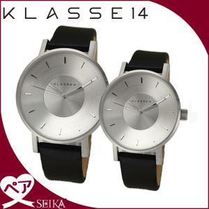 ペアウォッチ クラス14 マリオ ノビル ヴォラーレ時計 腕時計 メンズ レディース レザーシルバー ブラック VO14SR001W(16) 36mm VO14SR001M(42) 42mm|ryus-select