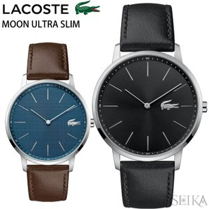 【当店ならお得クーポンあり】ラコステ LACOSTE  時計 腕時計 メンズ レディース ユニセックス 薄型腕時計/スリムモデル|ryus-select