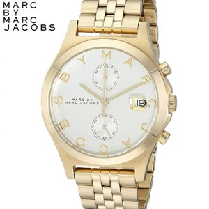 (レビューで5年保証) (スプリングクリアランス) 時計 マークバイ マークジェイコブス スリムMBM3379 シルバー ゴールド メンズ レディース ユニセックス (k-15)|ryus-select