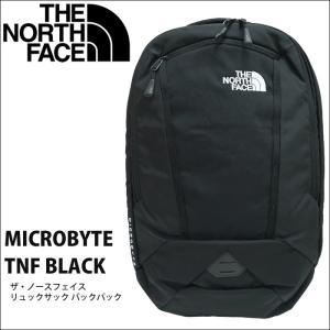 【当店ならお得クーポンあり】【14】ザ・ノースフェイス リュックサック バックパック【MICROBYTE NF00CHK5JK3】TNF BLACK ブラックTOCHK5JK3|ryus-select