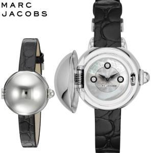 (レビューを書いて5年保証) (スプリングクリアランス) 時計 マークジェイコブス MJ1435 レディース コートニーホワイトシェル ブラックレザー (k-15)|ryus-select