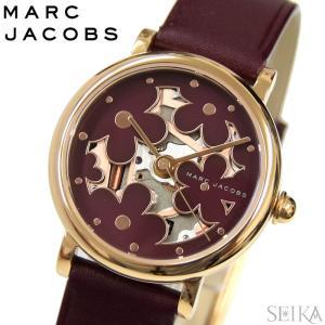 (レビューを書いて5年保証) (スプリングクリアランス) 時計 マークジェイコブス MJ1629 腕時計 レディース ピンクゴールド バーガンディ 赤い腕時計 花柄|ryus-select