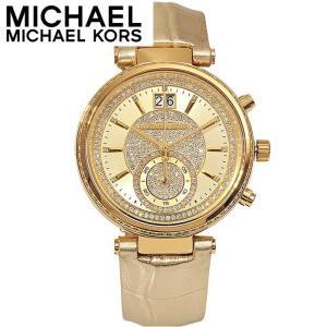 【商品入れ替えクリアランス】マイケルコース MICHAEL KORS MK2444 時計 腕時計 レディース ゴールド レザー(k-15)|ryus-select