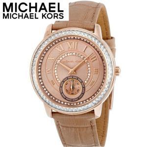 マイケルコース MICHAEL KORSMK2448 時計 腕時計 レディースピンクゴールド レザー(k-15)|ryus-select