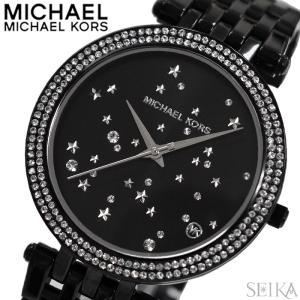 (レビューを書いて5年保証) (サマークリアランス) 時計 マイケルコース MICHAEL KORS MK3787 腕時計 レディース ブラック|ryus-select