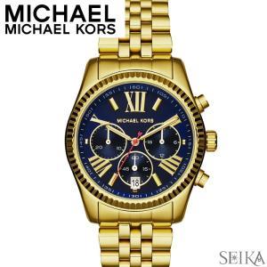 【商品入れ替えクリアランス】マイケルコース MICHAEL KORS MK6206 時計 腕時計 レディース ネイビー ゴールド (k-15) 青い腕時計|ryus-select