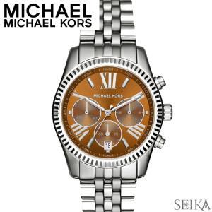 【商品入れ替えクリアランス】マイケルコース MICHAEL KORS MK6221 時計 腕時計 レディース ブラウン シルバー (k-15)|ryus-select