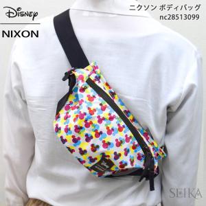 ニクソン ボディバッグ ヒップバッグ NC28513099 (11) ウエストバッグ ディズニー ミッキー (CPT)|ryus-select