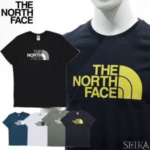 ザ ノースフェイス Tシャツ 半袖 THE NORTH FACE S/S Easy TeeNF0A2TX3 (4)FN41  (5)JK31  (6)N4L1   (CPT)|ryus-select