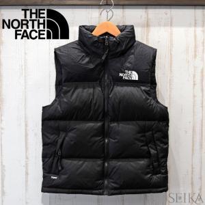 (クリアランス) ノースフェイス メンズ ダウンベスト NF0A3JQQ JK3 ブラック (3) 防寒 アウター|ryus-select