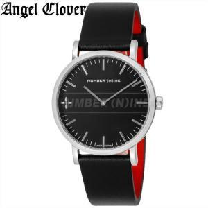(レビューを書いて5年保証) (スプリングクリアランス) 時計 エンジェルクローバー NNR40SBK-BK 腕時計 メンズ 父の日|ryus-select