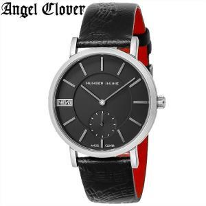 (レビューを書いて5年保証) (スプリングクリアランス) 時計 エンジェルクローバー NNS40SBK-BK 腕時計 メンズ 父の日|ryus-select