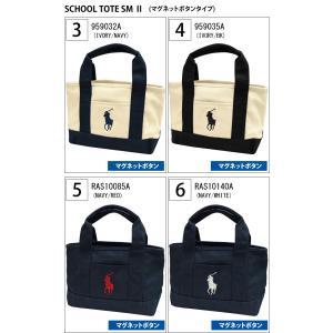 ポロ ラルフローレン スクールトート S 959032A 959035A レディース トートバッグ キャンバス ミニ 通勤 通学 鞄 かばん|ryus-select|04