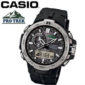 【商品入れ替えクリアランス】(149)カシオ CASIO PRW-6000-1 PRW-6000-1ER 時計 腕時計 メンズ ブラック 電波ソーラー ryus-select