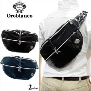 【クリアランス】【34】オロビアンコ Orobianco ボディバッグ RUBATA-PL-B ETOR-5 通勤 通学 鞄 かばん|ryus-select