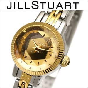 (クリアランス) ジルスチュアート レディース 時計 SILDW002/Facet(ファセット) ゴールド/コンビ|ryus-select
