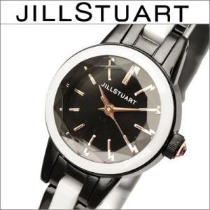 (クリアランス) ジルスチュアート レディース 時計 SILDX003/White Ceramic(ホワイトセラミック) ブラック/ブラック|ryus-select