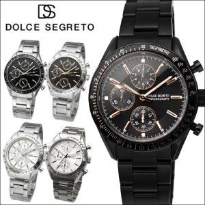 【商品入れ替えクリアランス】ドルチェ セグレート メンズ 腕時計 時計|ryus-select