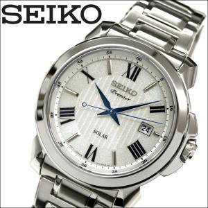 【当店ならお得クーポンあり】セイコー SNE453P1(4) プルミエ 腕時計 メンズ 海外モデル 逆輸入|ryus-select