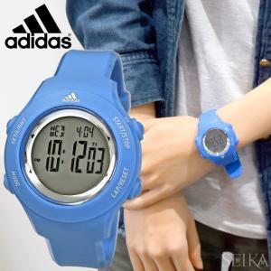 【当店ならお得クーポンあり】アディダス adidas スプラングADP3216 ブルー時計 腕時計 メンズ レディース キッズ 子供|ryus-select