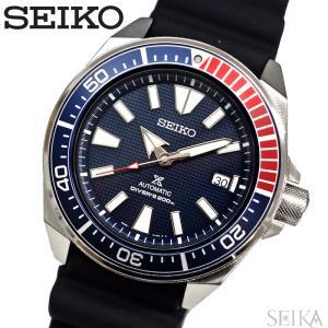 セイコー SEIKO SRPB53K1(67) サムライダイバー時計 腕時計 メンズ ブラック 海外モデル 逆輸入 20気圧防水|ryus-select