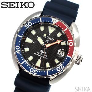 【7月23日頃入荷予定】セイコー SEIKO SRPC41K1(50)プロスペックス ダイバーズウォッチ時計 腕時計 メンズ ブラック ネイビー ラバー自動巻き 逆輸入|ryus-select