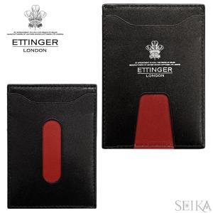 ETTINGER エッティンガー (25)ST169AJR パスケース 定期入れ カードケース STERLING メンズ ギフト (CPT)|ryus-select