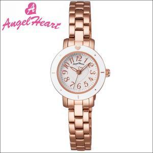 (ショップ袋付)エンジェルハート Angel Heartスウィートテンダー 時計 腕時計 レディースST23PW ホワイト ピンクゴールド|ryus-select