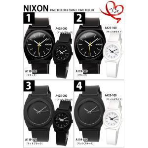 【P5倍】ペアウォッチ NIXON ニクソン 腕時計TIME TELLER タイムテラー A119-000 A119-524 A119-1030 A425-000 A425-100|ryus-select|02