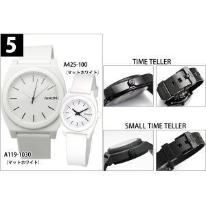 【P5倍】ペアウォッチ NIXON ニクソン 腕時計TIME TELLER タイムテラー A119-000 A119-524 A119-1030 A425-000 A425-100|ryus-select|03