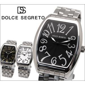時計 ドルチェ セグレート DOLCE SEGRETO メンズ 腕時計 TN100BK TN100G TN100SV|ryus-select