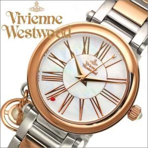 ヴィヴィアンウエストウッドレディース 腕時計 VV006PRSSL/Orb(オーブ)ピンクゴールド|ryus-select