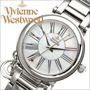 ヴィヴィアンウエストウッド/Vivienne Westwood レディース 腕時計 VV006PSLSL/シルバー Orb(オーブ)|ryus-select