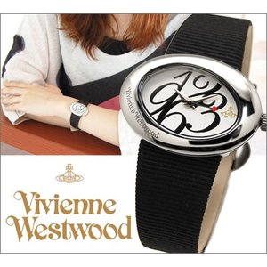 【商品入れ替えクリアランス】ヴィヴィアンウエストウッド  エリプス 時計 腕時計 レディース ホワイト ブラック VV014WHBK白い腕時計|ryus-select