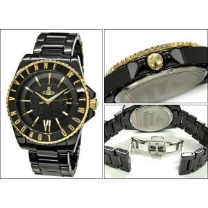 ペアウォッチヴィヴィアンウエストウッド VV048GDBK VV088RSBK 時計 腕時計 メンズ レディース|ryus-select|02