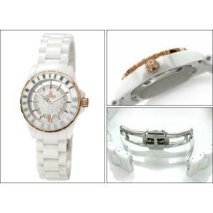 ヴィヴィアンウエストウッド/Vivienne Westwoodレディース 腕時計 VV088RSWH/セラミック/ホワイト/ピンクゴールド ryus-select 02