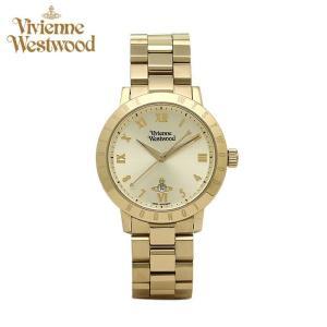 (5年保証) 時計 ヴィヴィアンウエストウッドVivienne Westwood 腕時計 レディースゴールド VV152GDGD|ryus-select