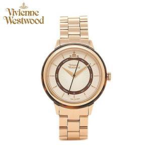(5年保証) 時計 ヴィヴィアンウエストウッドVivienne Westwood 腕時計 レディースホワイト ピンクゴールド VV158RSRS|ryus-select